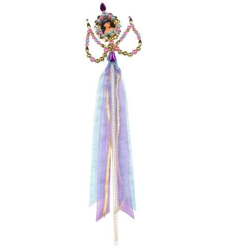 disfrazar disney aladdin jasmine varita del traje de acceso