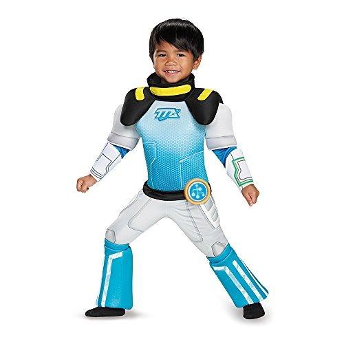 disfrazar millas de tomorrowland deluxe toddler costume