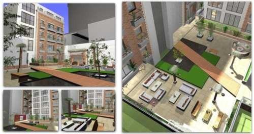 disfruta de un exclusivo garden house estilo neoyorquino en polanco!