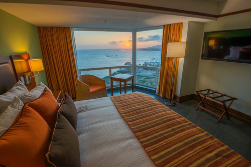 disfrute días o semana hotel wyndham concorde isla margarita