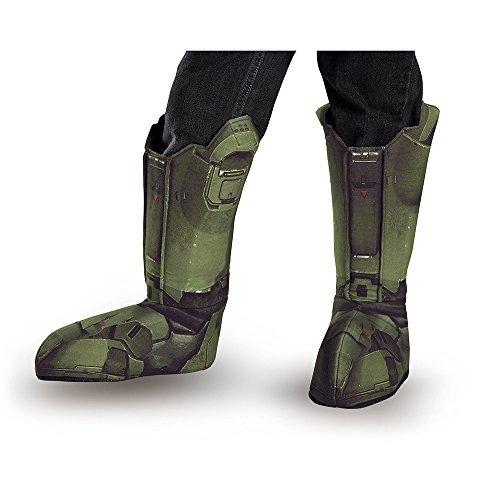 disguise master chief fundas para botas para niños