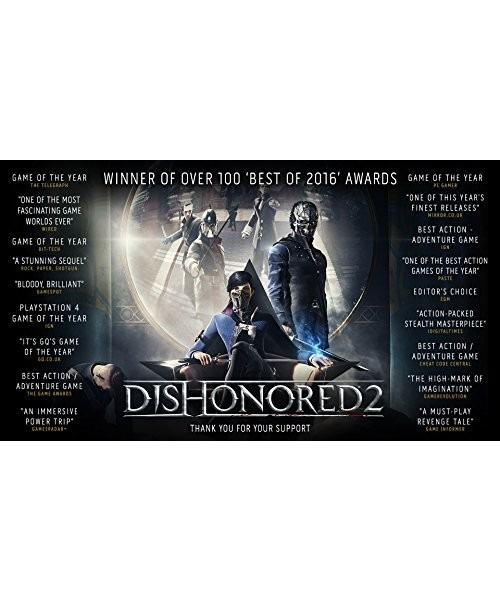 Dishonored 2 Premium Collector's Edition - Pc