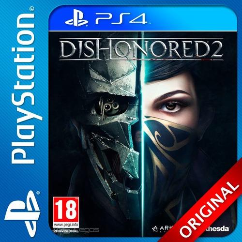 dishonored 2 ps4 digital n°1 en ventas en argentina (cp)
