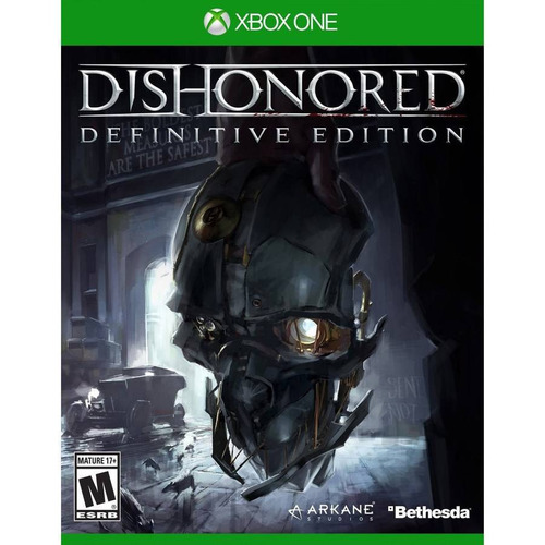 dishonored definitive edition xbox one | fast2fun