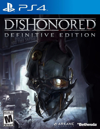 dishonored ps4 definitive edition español delivery stock ya