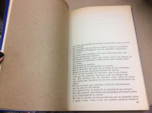 disidencia del limbo. selección juan manuel roca. poesía