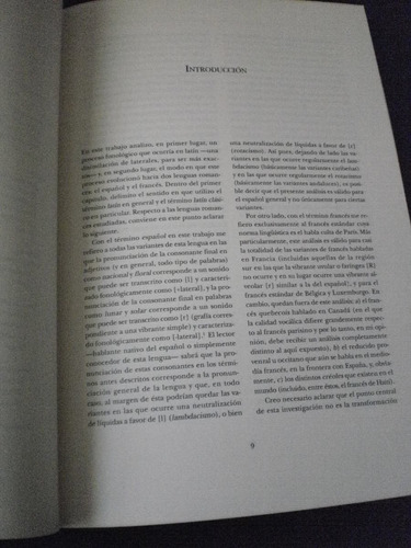 disimilacion de consonantes laterales en latin y su evolucio