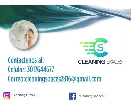 disinfeccion de espacios