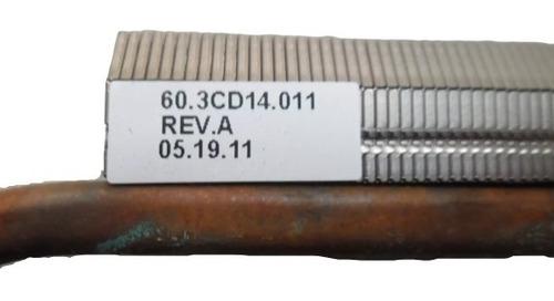 disipador 60.3cd14.011 para all in one acer aio z291g