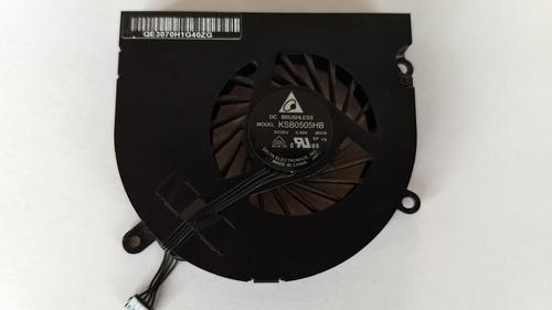 disipador central macbook pro a1286