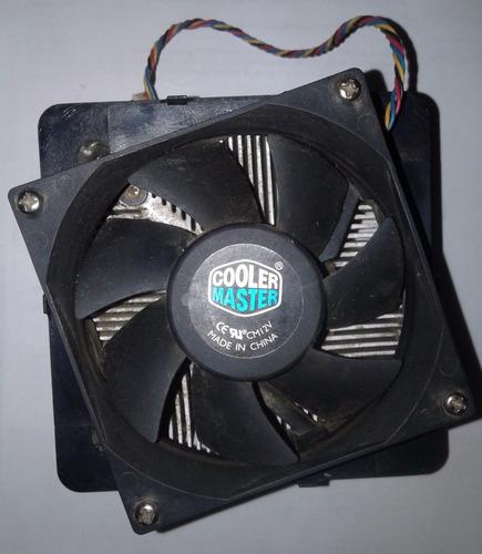 disipador cooler master socket lga 775