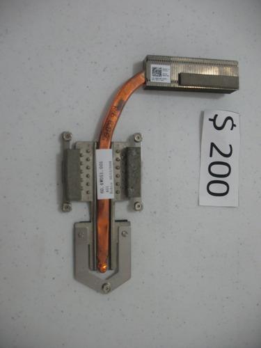 disipador de calor para dell 1525