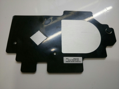 disipador de calor para notebook bgh ql400 6-31-w510n-201