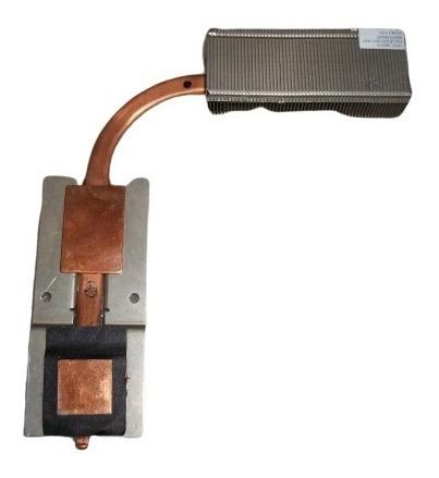 disipador de calor v000190300 cooler notebook toshiba a505