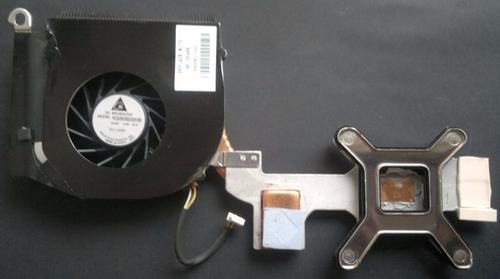 disipador de calor y ventilador 449961-001 hp compaq f700