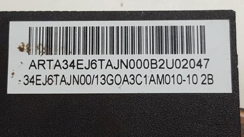 disipador de cooler netbook asus eee pc asus 1215b