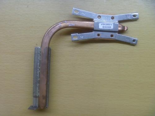 disipador de toshiba m55