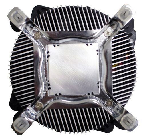 disipador fan cooler intel socket 775, p4, dual core + pasta