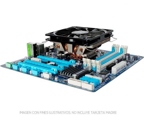 disipador geminii m4 slim cooler master cpu intel amd gamer