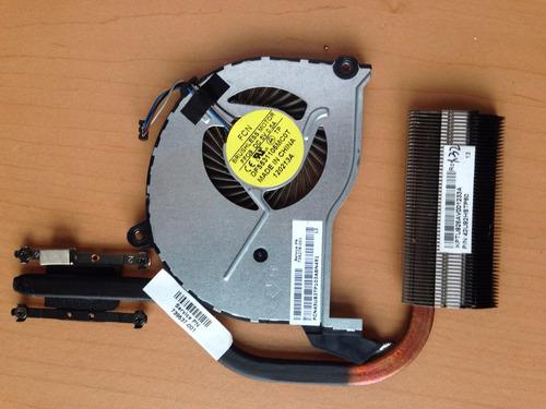 disipador  laptop hp pavilion 14 n209la p/n:42u92hstp60