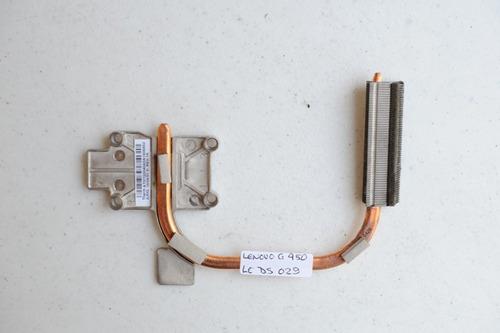 disipador lenovo g450  at07q0040a0a1806852 leds029
