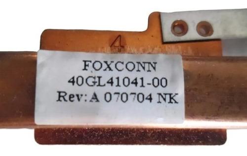 disipador para notebook grundig f440s