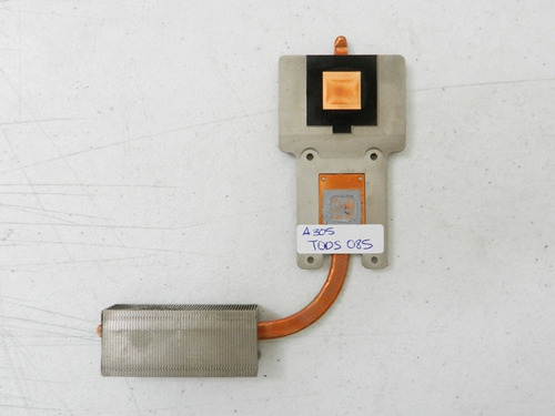 disipador toshiba a305 v000120616 tods085