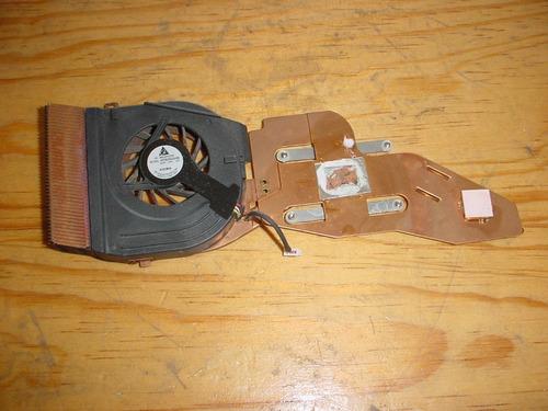 disipador y ventilador gateway ma7