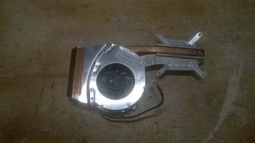 disipador y ventilador sony vaio vgn-fs965f