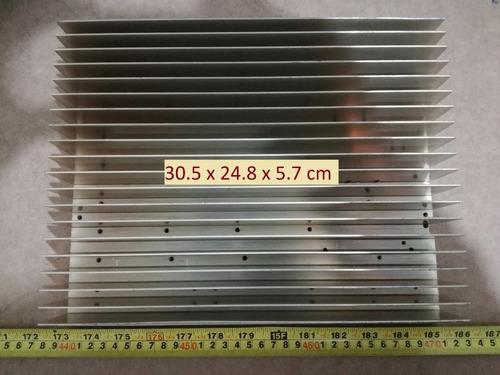 disipadores de calor aluminio varios tamaños