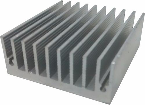 disipadores de calor (fabricamos cualquier forma)
