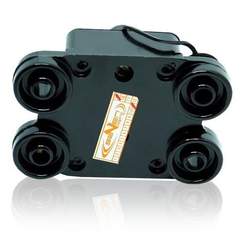 disjuntor automotivo 70a 80a 100a 140a 200a - proteção som