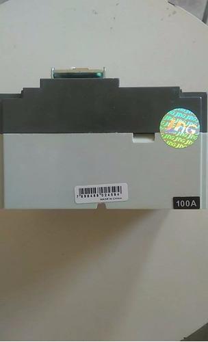 disjuntor em caixa moldada dam1-125 100a - jng
