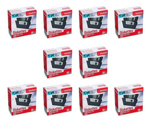diskette 3,5¨ 1,44mb floppy nuevos pack x 10 cajas
