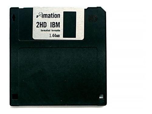 diskette  3,5¨ 1,44mb nuevos  caja x 10 unidades