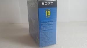 diskettes sony caja de 10 pzas 3.5 hd