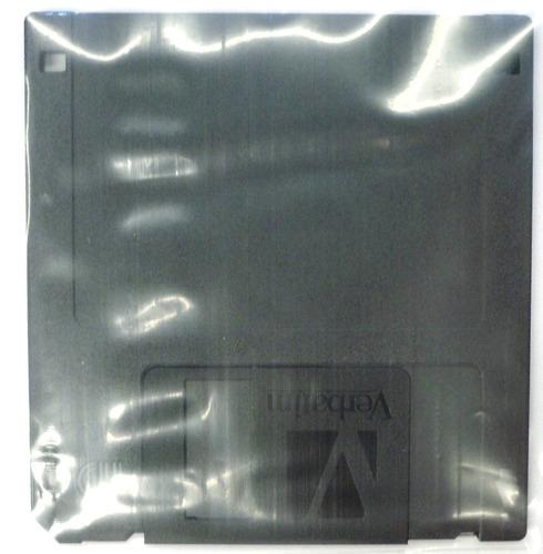 diskettes verbatim 3 1/2 sin etiqueta negro (suelto) mz#1033