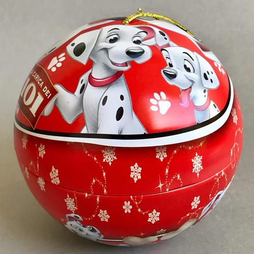 disney 101 dalmatas bola adorno arbol de navidad obsequio