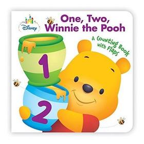 Disney Baby One Two Winnie The Pooh