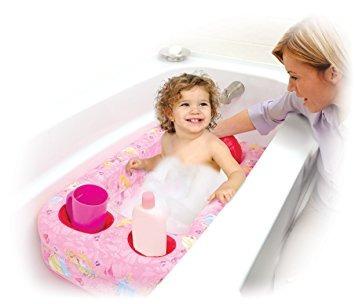 disney bañera inflable, princesa