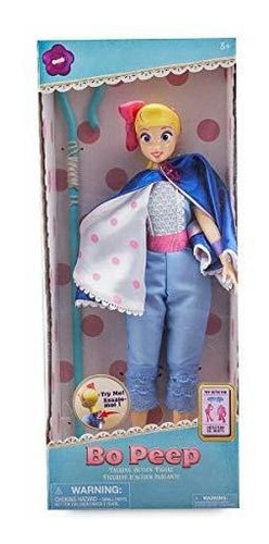 disney bo peep interactive talking action figure - toy story