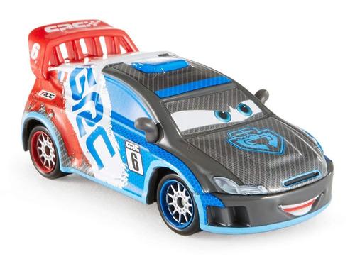 disney cars 2 raoul çaroule carbon racers mattel