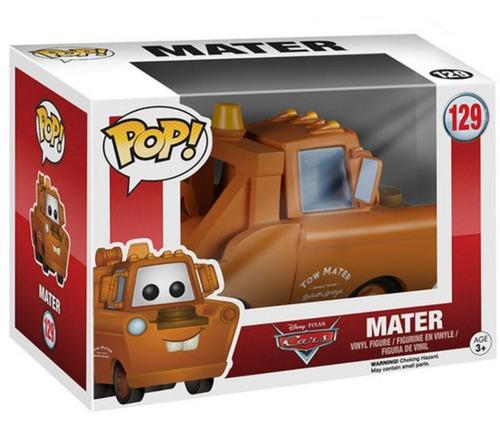 disney cars mater 129 pop funko