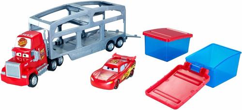 disney change color mack dip & dunk trailer cambia con agua