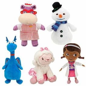 Hippo Chilly Muñeca Doc Hallie Mcstuffins Disney Lambie wk80nXOP