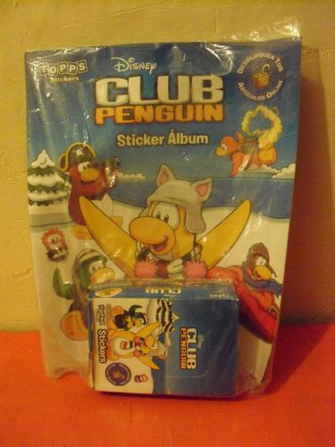 disney club penguin album