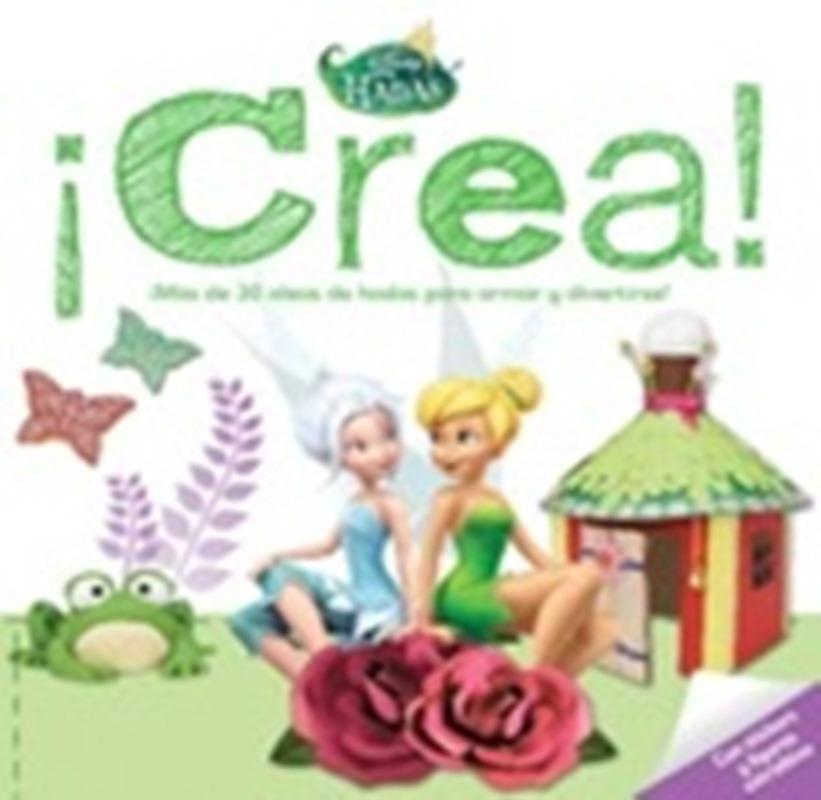 Disney Crea: Hadas - $ 74.00 en Mercado Libre
