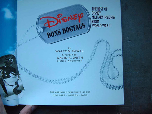 disney donstags, the best of disney military insignia from w