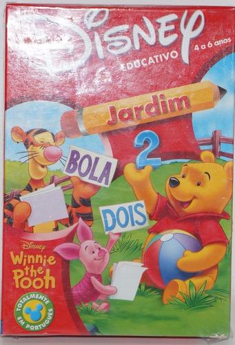 disney educativo jardim 2 jogo pc original lacrado