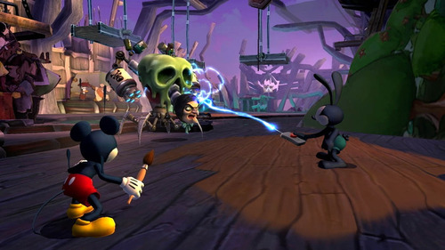 disney epic mickey 2: the power of two juego digital ps3